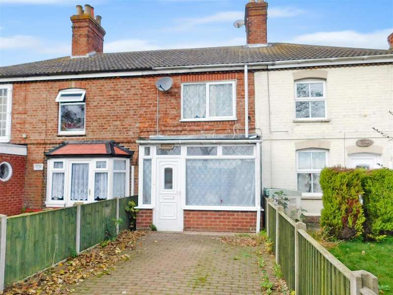 2 Bedrooms Terraced House for sale in Thames Street, Hogsthorpe, Skegness, PE24 5QA