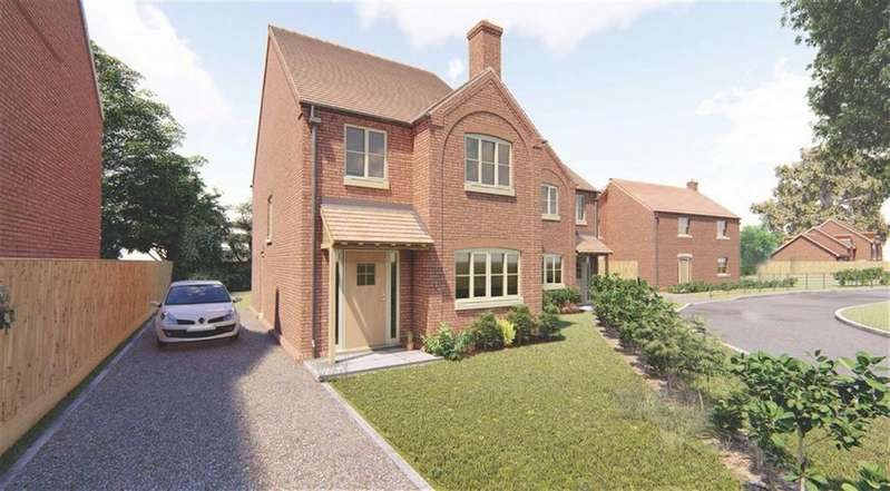 3 Bedrooms Detached House for sale in The Sidings, Cranswick, East Yorkshire