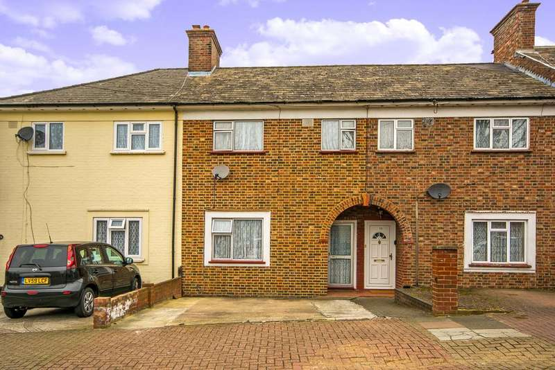 3 Bedrooms Terraced House for sale in Freshwater Road, Tooting SW17