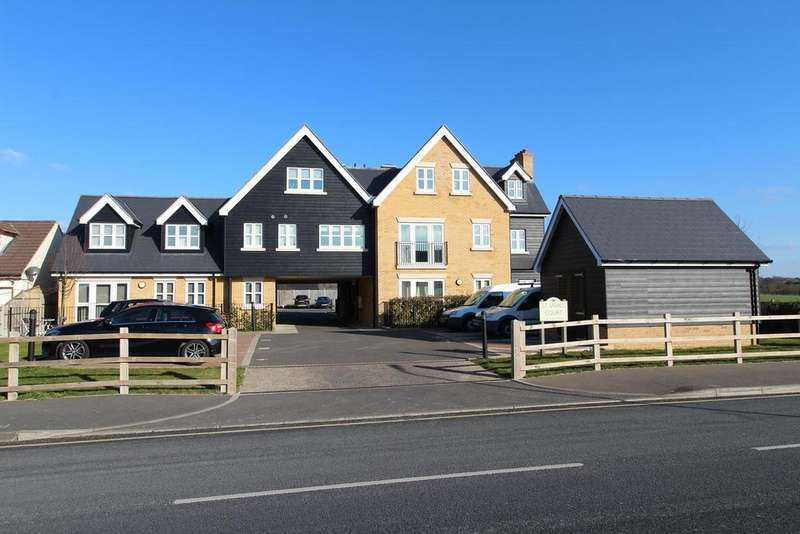 1 Bedroom Apartment Flat for sale in St. James Court, Station Road, West Horndon, Brentwood, Essex, CM13