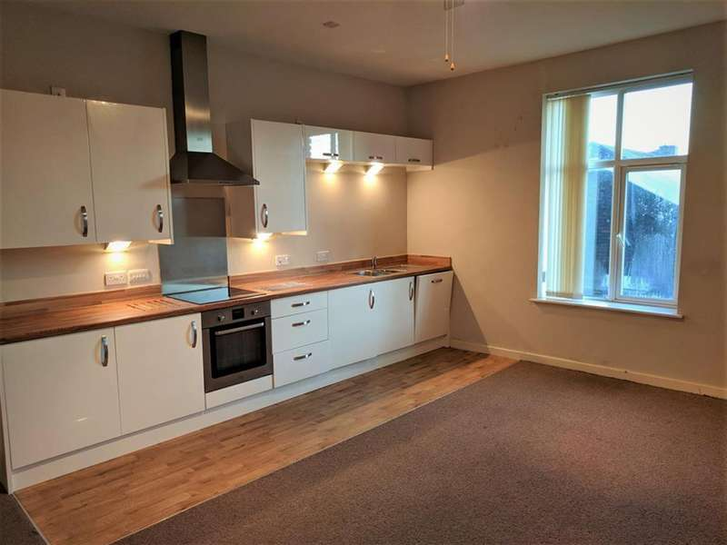 2 Bedrooms Apartment Flat for sale in Market Street, Widnes, WA8 7RT
