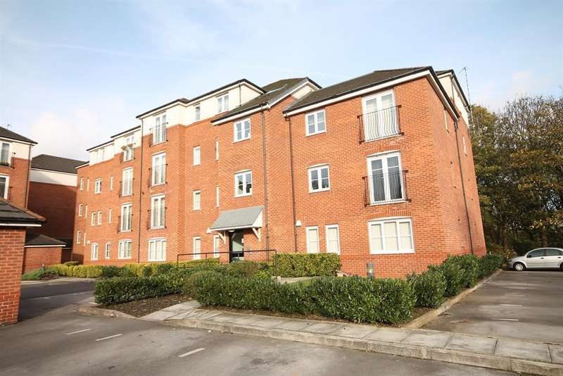2 Bedrooms Apartment Flat for sale in St. Michaels View, Widnes, WA8 8GX