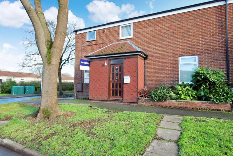 3 Bedrooms End Of Terrace House for rent in Eathorpe Close, Redditch, B98 0HL
