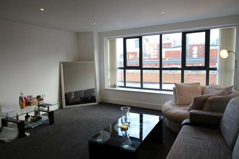 2 Bedrooms Penthouse Flat for sale in Epworth Street, Liverpool, L6 1LU
