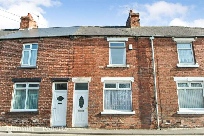 2 Bedrooms Terraced House for sale in Houghton Road, Hetton le Hole, Tyne and Wear, DH5