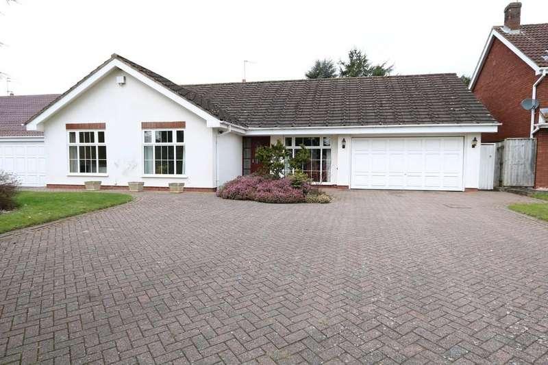 3 Bedrooms Detached House for sale in Cawdon Grove, Dorridge