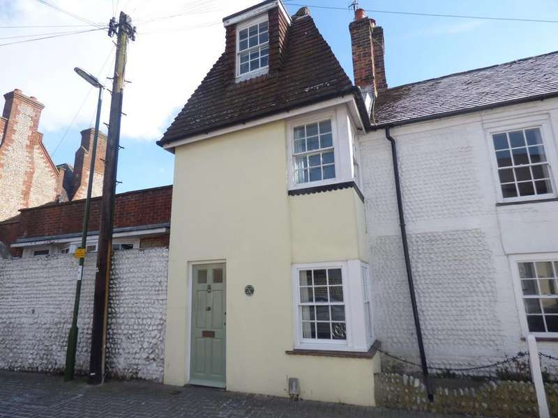 3 Bedrooms Cottage House for rent in John Street, Shoreham by sea
