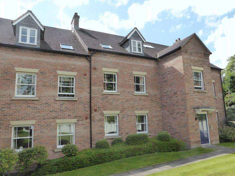 2 Bedrooms Apartment Flat for sale in Copthorne Gate, Shrewsbury