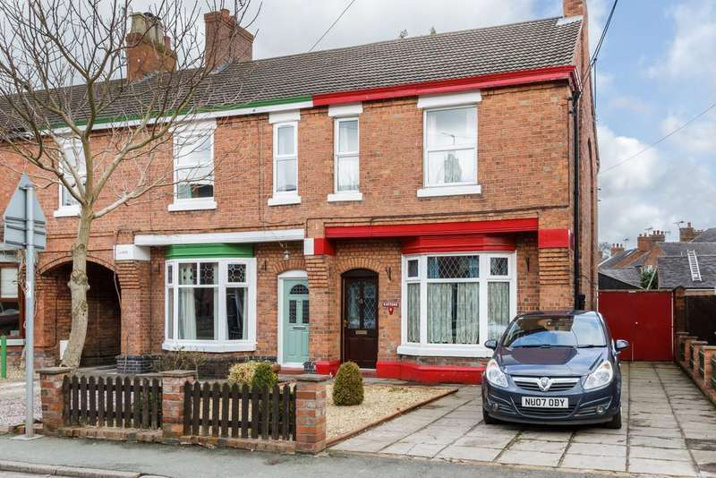 3 Bedrooms Semi Detached House for sale in Willaston, Cheshire