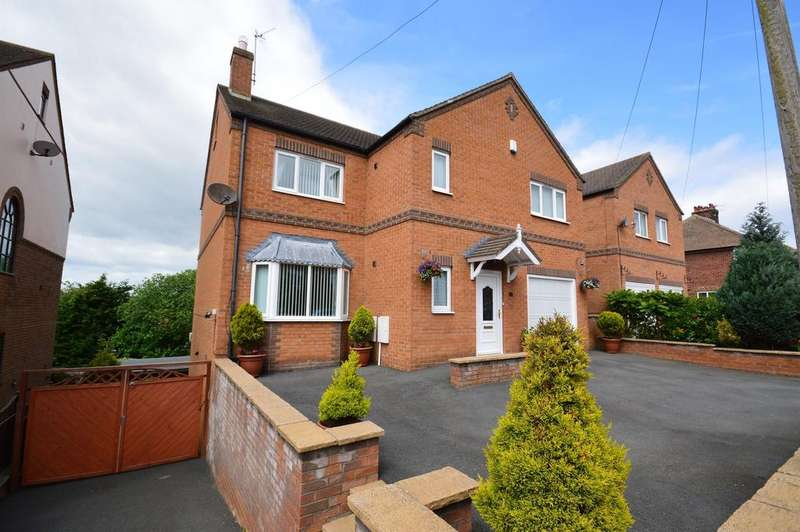 6 Bedrooms Detached House for sale in Sandybed Crescent, Scarborough, YO12 5LS