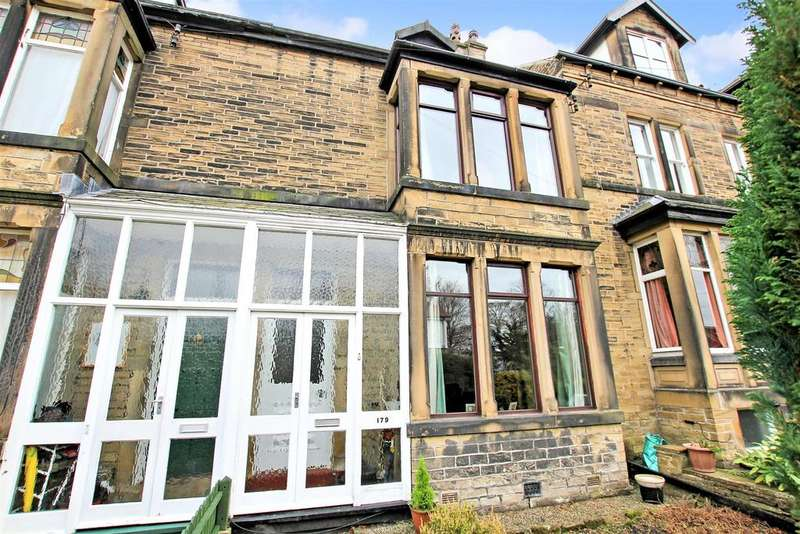 4 Bedrooms Terraced House for sale in Highgate, Bradford, BD9 5PU