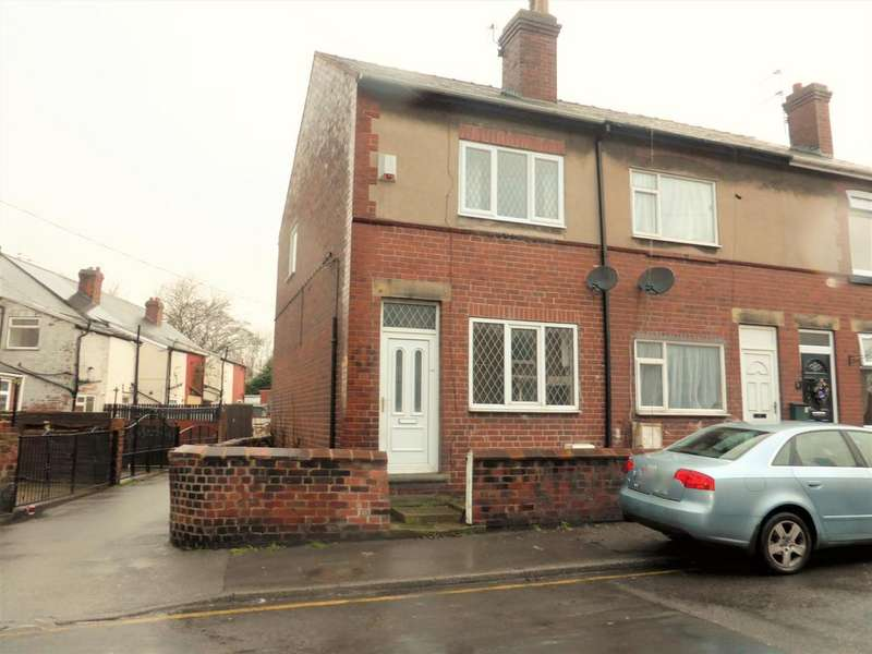 3 Bedrooms Terraced House for sale in Straight Lane, Goldthorpe, Rotherham, S63 9DW