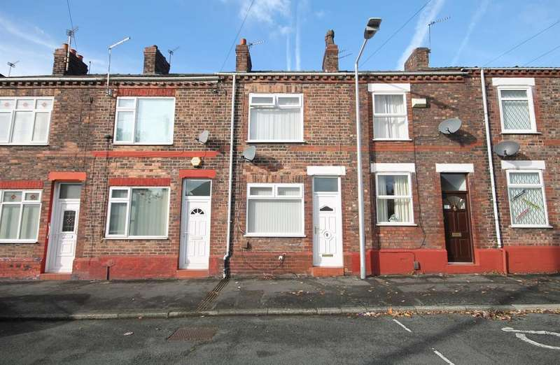 2 Bedrooms Terraced House for sale in Ireland Street, Widnes, WA8 3LE