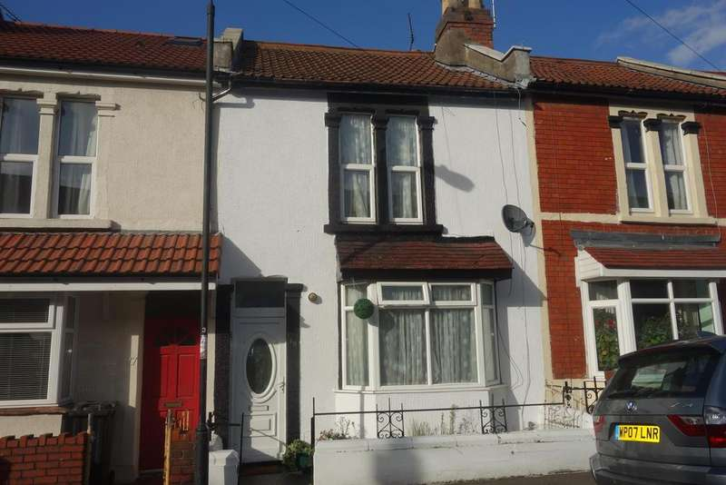 3 Bedrooms Terraced House for sale in Anstey Street, Bristol