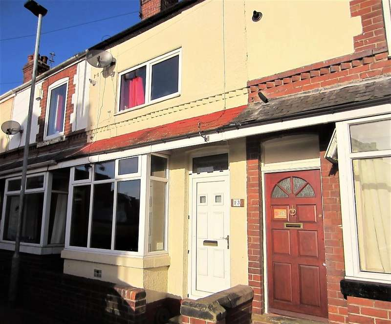3 Bedrooms Terraced House for sale in Frederick Street, Goldthorpe, Rotherham, S63 9NH