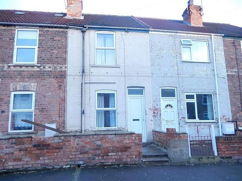 2 Bedrooms Terraced House for sale in Stanley Street, Gainsborough, DN21 1DT
