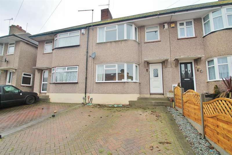 3 Bedrooms Terraced House for sale in Denton Court Road, Gravesend, DA12 2HS