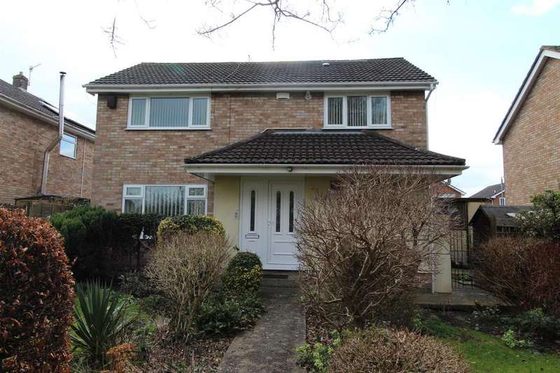 4 Bedrooms Detached House for sale in Cranwell Grove, Whitchurch, BS14 9QR
