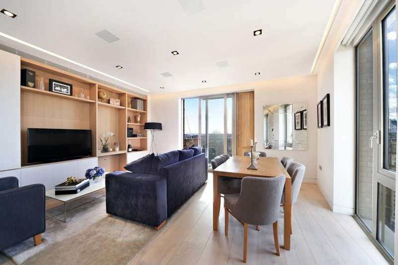 2 Bedrooms Flat for sale in Chatsworth House, One Tower Bridge, Duches Walk