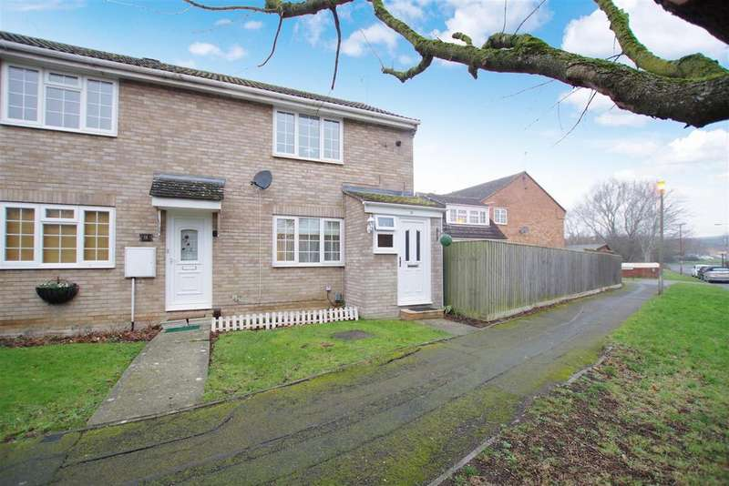 2 Bedrooms End Of Terrace House for sale in Rushmere Path, Haydon Wick, Swindon