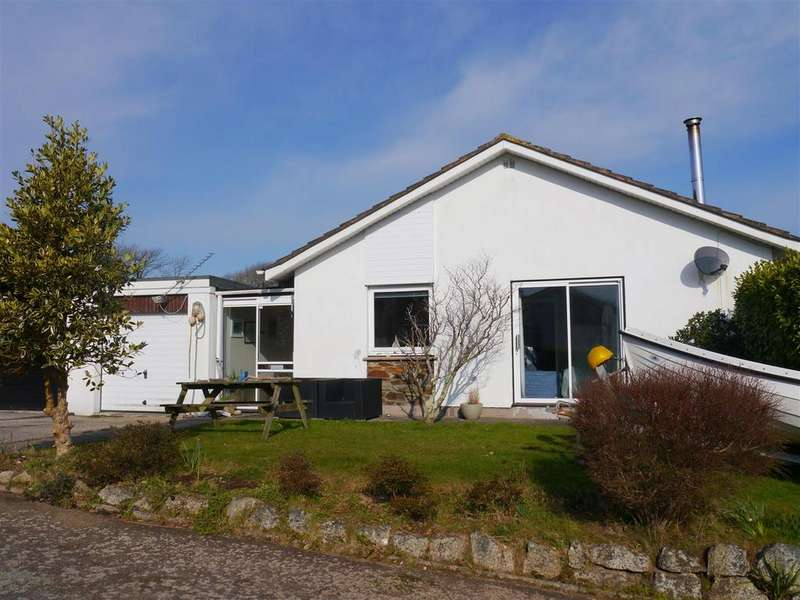 2 Bedrooms Semi Detached Bungalow for sale in St. Agnes