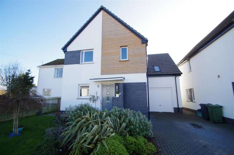 4 Bedrooms Detached House for sale in Barton Lane, Braunton