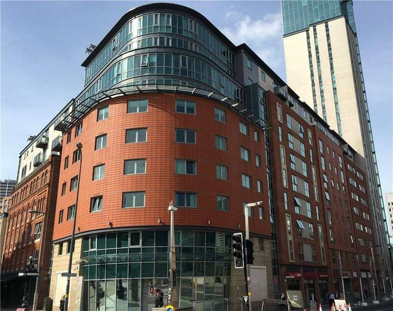 1 Bedroom Apartment Flat for sale in The Orion Building, City Centre, 1 Bed Apartment
