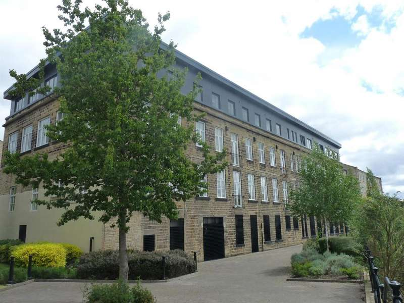 2 Bedrooms Apartment Flat for sale in Towpath Court, Britannia Wharf, Bingley, BD16 2NP
