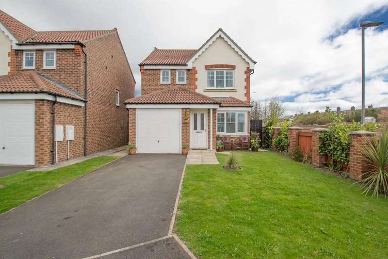 3 Bedrooms Detached House for sale in Temple Forge Mews, Consett, DH8 5RZ