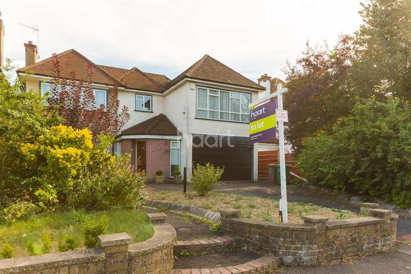 4 Bedrooms Detached House for rent in South Drive