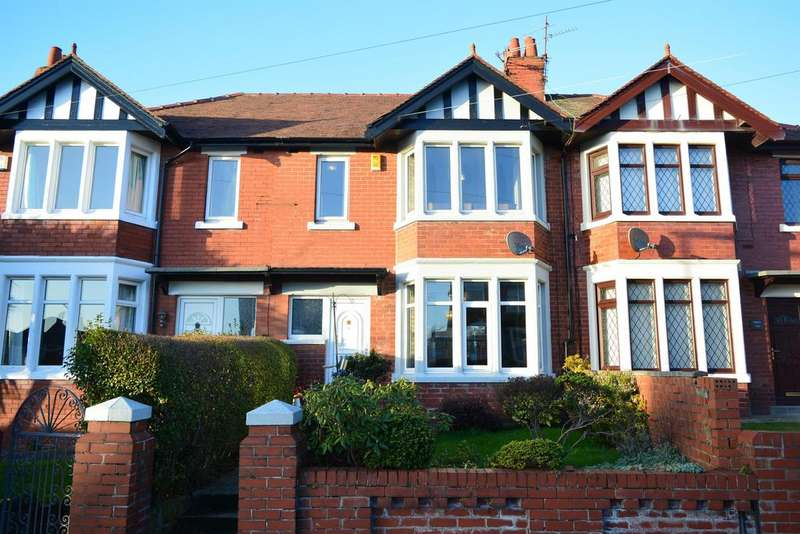 3 Bedrooms Terraced House for sale in Stopford Avenue, Bispham, FY2 0QQ