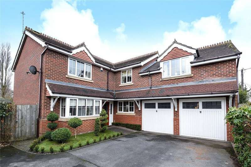 5 Bedrooms Detached House for sale in Beechcroft Close, South Hykeham, LN6
