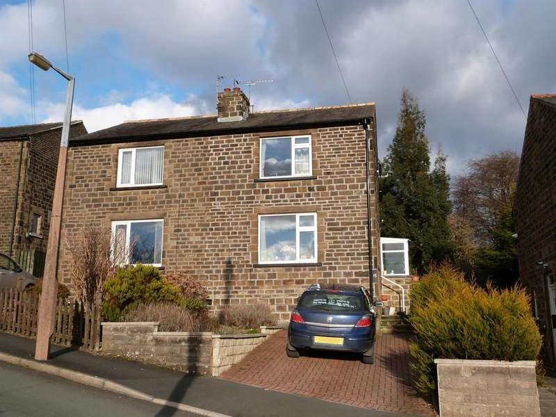 2 Bedrooms Semi Detached House for sale in South Hill Drive, Bingley, BD16 3NR