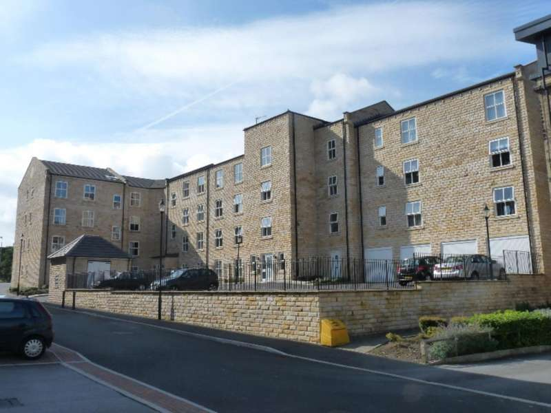 2 Bedrooms Apartment Flat for sale in Navigation Quay, Britannia Wharf, Bingley, BD16
