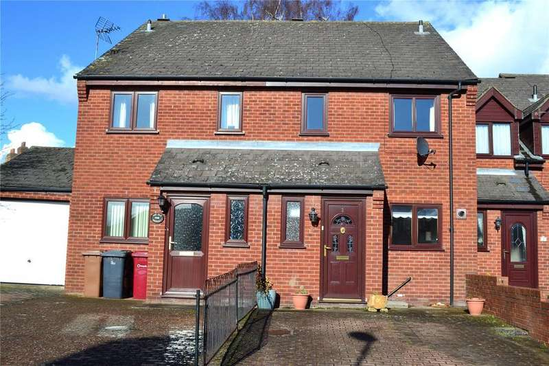 3 Bedrooms Semi Detached House for sale in Manley Gardens, Brigg, North Lincolnshire, DN20