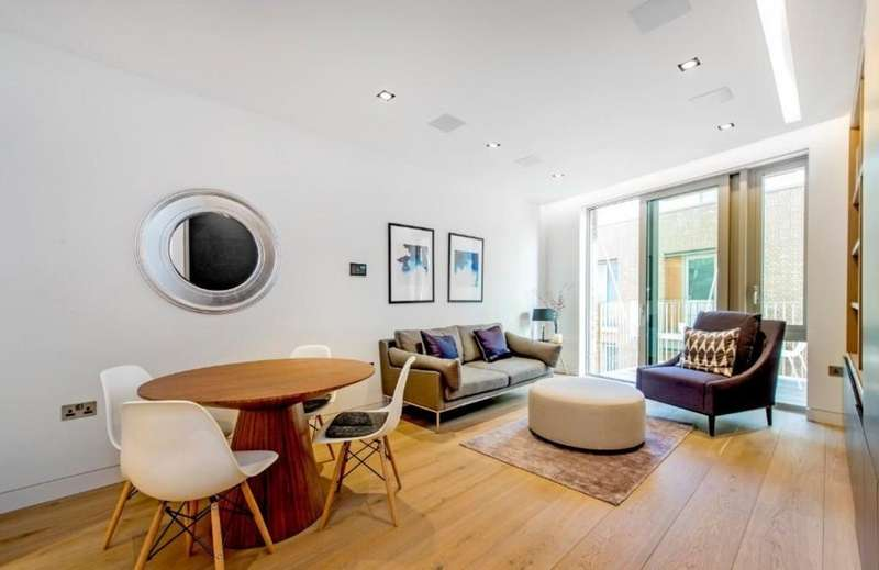 1 Bedroom Flat for sale in Chatsworth House, Duchess Walk, One Tower Bridge