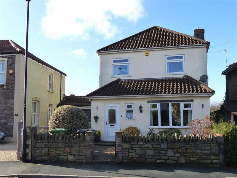 5 Bedrooms Detached House for sale in Park Road, Staple hill, BS16 5LF
