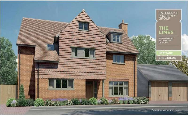 4 Bedrooms Detached House for sale in The Sycamores (Plot 4), The Limes, Radwinter, Nr Saffron Walden