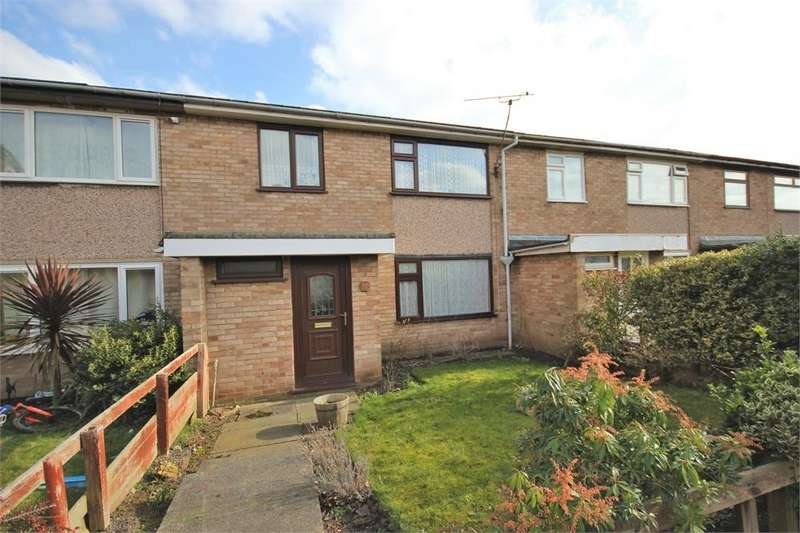 3 Bedrooms Town House for sale in Ashton Drive, FRODSHAM, Cheshire