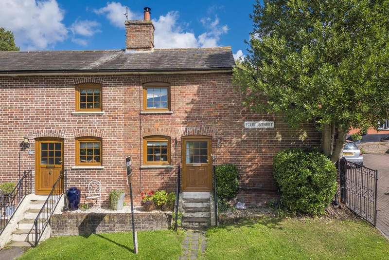 1 Bedroom End Of Terrace House for sale in Ellis Street, Boxford, CO10 5HP