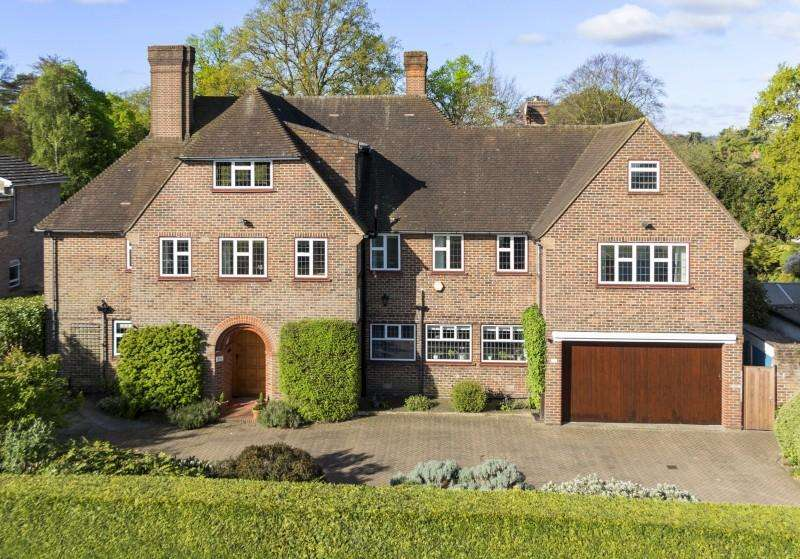 7 Bedrooms Detached House for sale in Hillier Road, Guildford