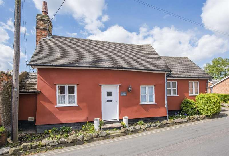 2 Bedrooms Detached House for sale in Long Bessells, Hadleigh, IP7 5DB