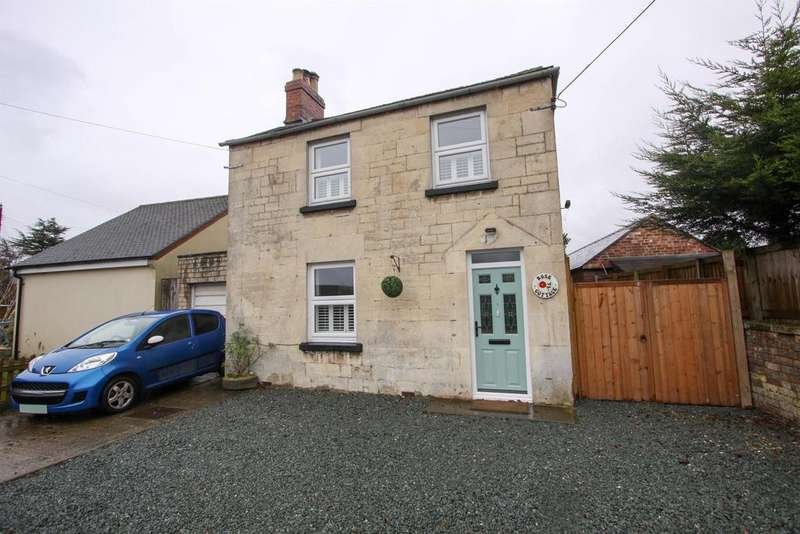 3 Bedrooms Cottage House for sale in Bath Road, Leonard Stanley, Stonehouse, GL10 3LU
