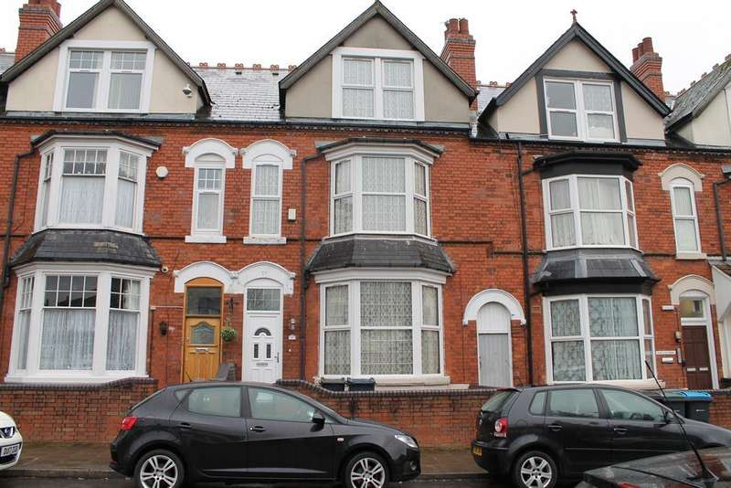 7 Bedrooms Terraced House for sale in Vicarage Rd, Hockley, Birmingham, B18 5NQ