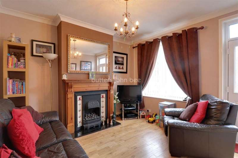2 Bedrooms End Of Terrace House for sale in Wereton Road, Audley
