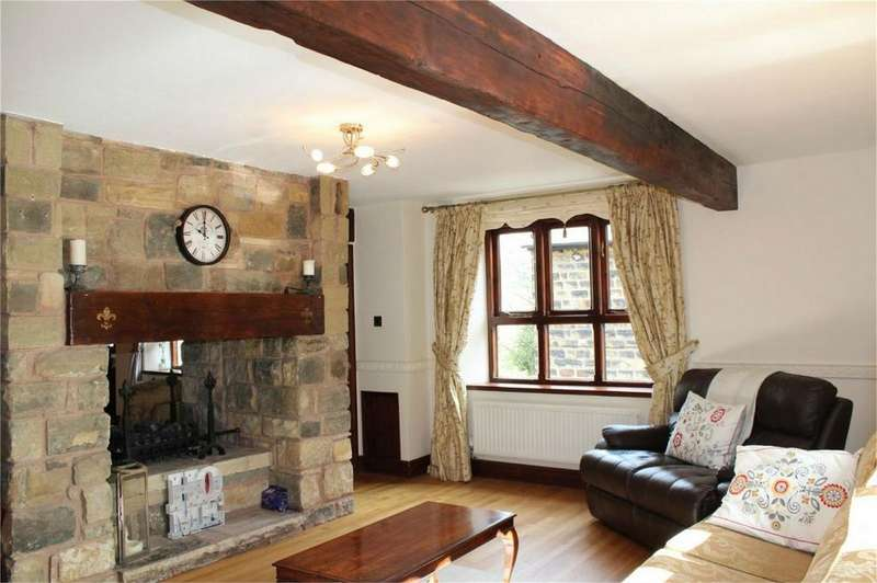 3 Bedrooms Town House for sale in Church Street, Oughtibridge, SHEFFIELD, South Yorkshire