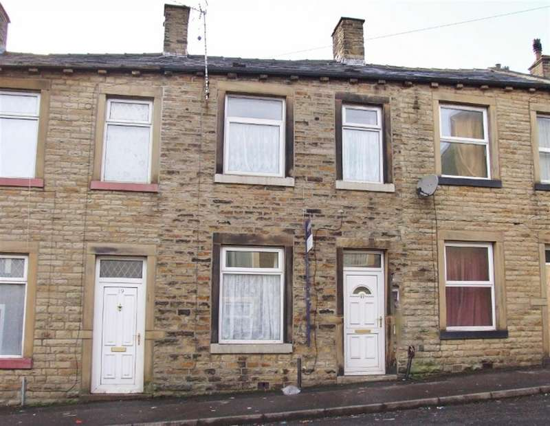 2 Bedrooms Terraced House for sale in Norman Street, King Cross, Halifax, HX1 3RZ