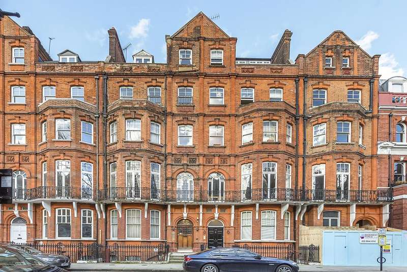 Block Of Apartments Flat for sale in Kensington Court, London. W8