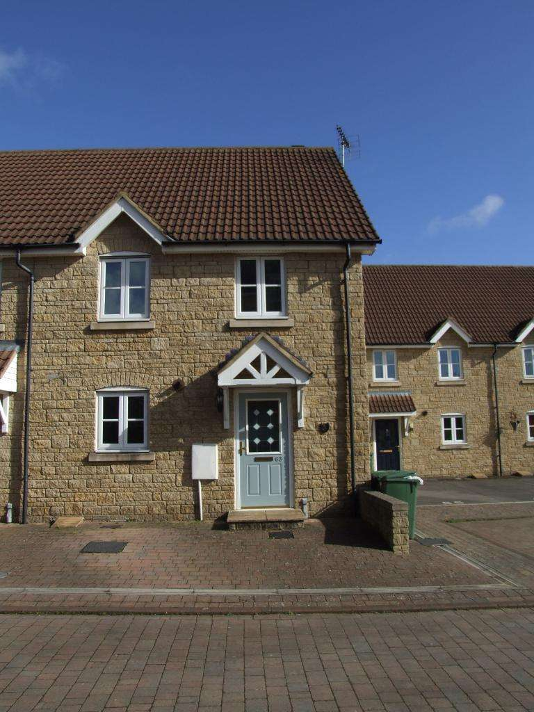 3 Bedrooms Semi Detached House for rent in Nine Acre Drive, Corsham, Wiltshire, SN13 9ER