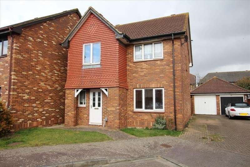 4 Bedrooms Detached House for sale in Starling Close, Sandy, SG19